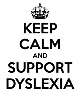 Dyslexia Awareness Week 2017 #positivedyslexia2017